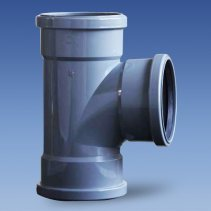 uPVC Soil, Waste and Vent Pipe and Fittings